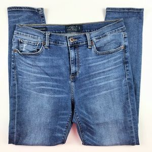 Lucky Brand Brooke Legging Jean Skinny 12/31 EUC